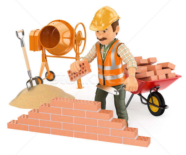 6544964_stock-photo-3d-construction-worker-building-a-brick-wall