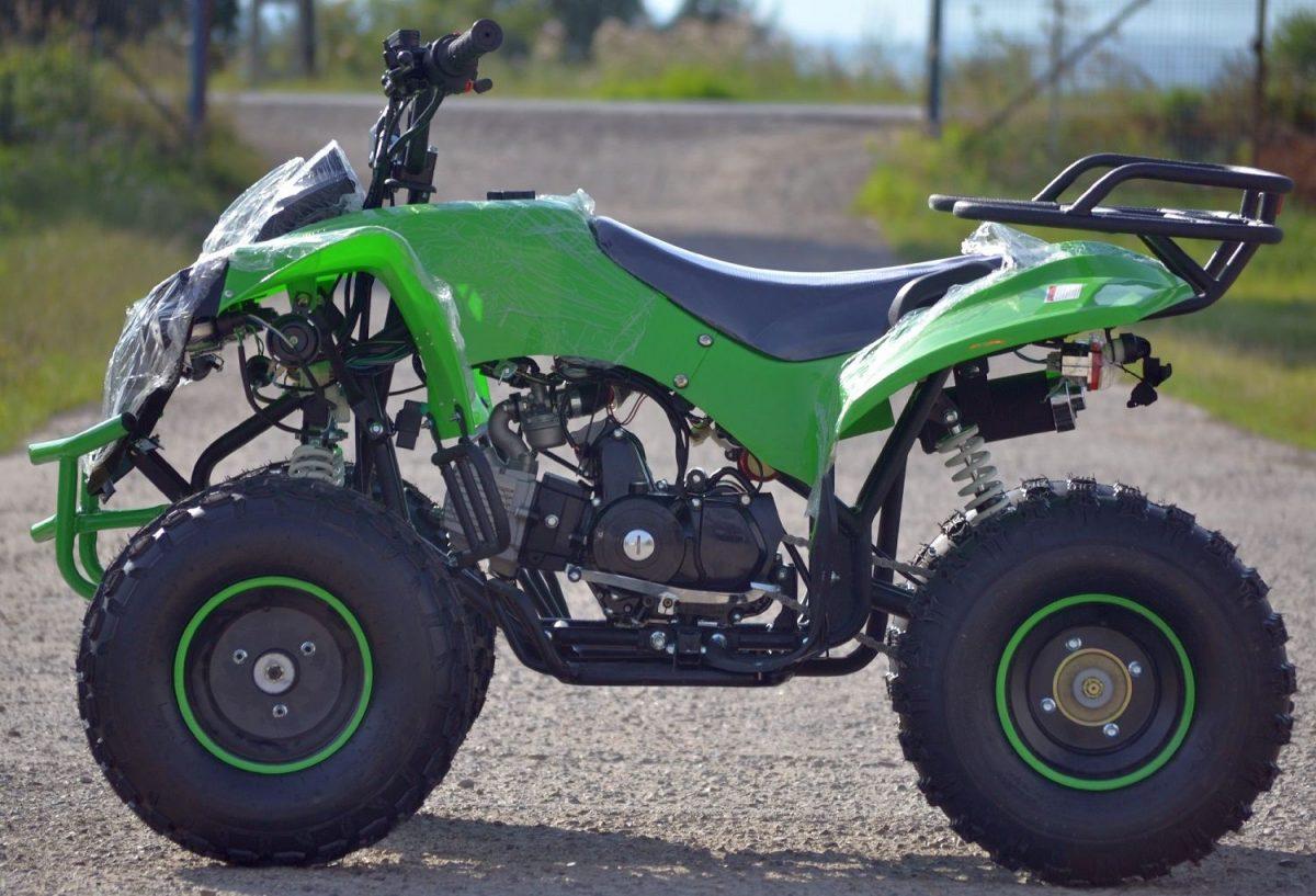 ReneGade 125cc 8 Verde  (4)
