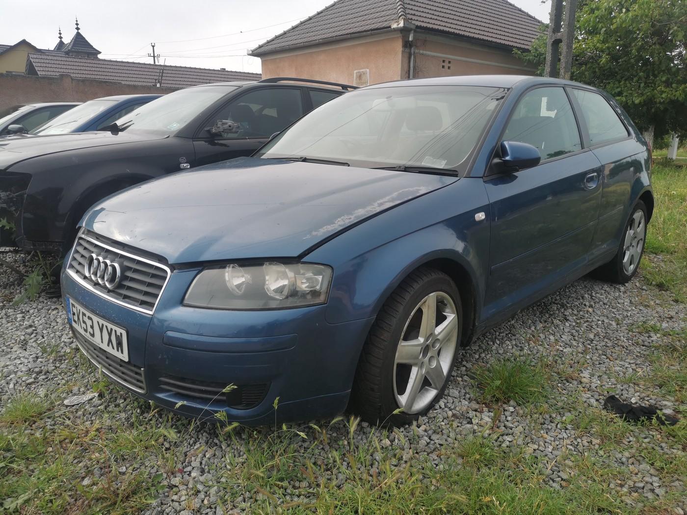 Audi A3 8P 2.0 TDI BKD, 2005